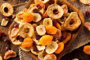 Frutas Deshidratadas Fresa, Cambur, Piña, Mixtas 25gramos