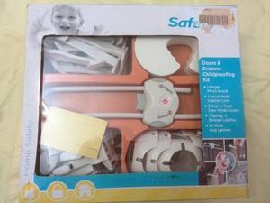 Kit De Seguridad Para Niños Safety