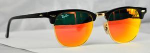 lentes ray ban aviador tornasol