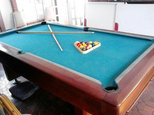 Mesa de billar pool semi profesional marca jeidy posot class for Mesa de billar profesional
