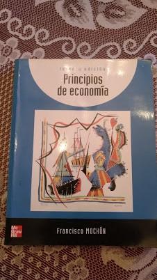 Principios de Economía 3ra edición
