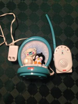 Radio Monitor Para Bebes Fisher Price