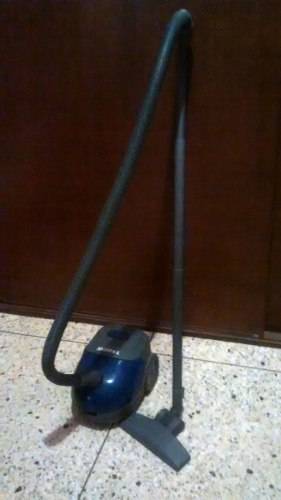 Aspiradora Portátil Daewoo Color Azul