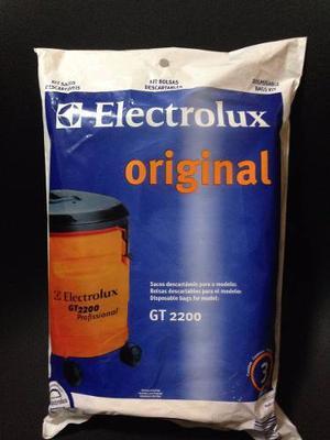 Bolsa Repuesto Aspirador Electrolux Gt Original Cabudare