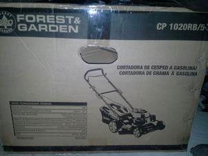 Cortadora De Grama Y Césped A Gasolina 5hp Forest&garden