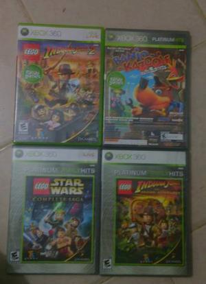 Excelentes Juegos Para Xbox 360, En Fantásticas
