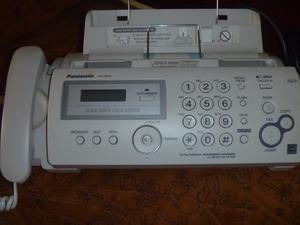 Fax Panasonic Kx Fp205 Como Nuevo En Perfecto Estado