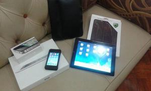 Ipad 2 3g Wi-fi + Iphone 4s