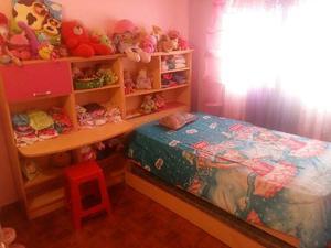 Juego De Cuarto Infantil Duplex
