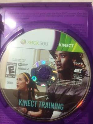 Juego Para Xbox 360 Originales Juegos De Kinect Training Y T