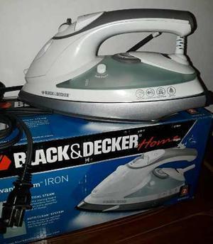 Plancha A Vapor Black&deker Nueva A Estrenar Modf310