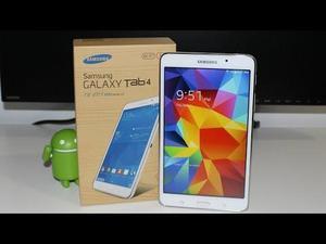 Tablet Tab 4 Samsung Galaxy