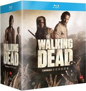 The Walking Dead Box Digital Full Hd Entrega Inmediata Insto