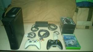Xbox 360 Elite + 2 Controles Originales + 32 Juegos
