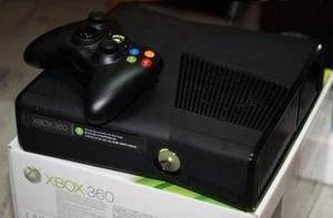 Xbox 360 Slim Como Nueva Tienda Fisica Garantia!!