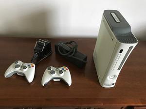 Xbox gb Hdd Energia 220v Con Transformador Incluido