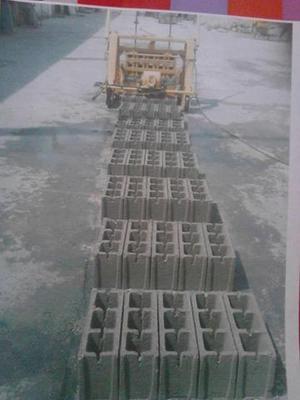 maquina de hacer bloques