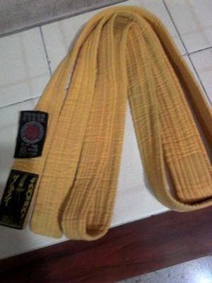 Cinturon De Karate
