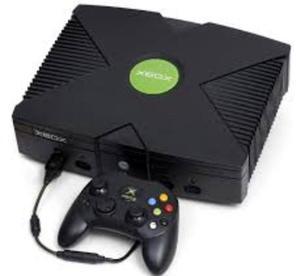 Consola De Juegos Xbox Clasico