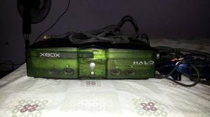 Consola De Xbox Clásico Edición Especial Halo