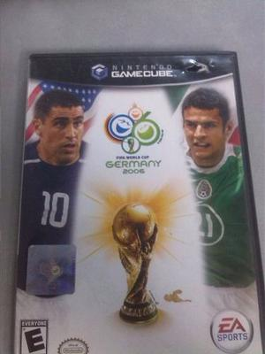 Fifa Germany  Juego Game Cube