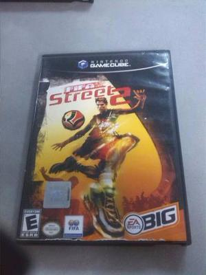 Fifa Street 2 Nintendo Game Cube