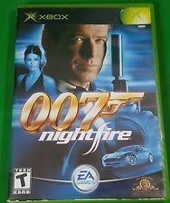 Juego De 007 Nightfire Para Xbox (solo) Original