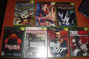 Juegos Xbox Clasico Originales Posot Class