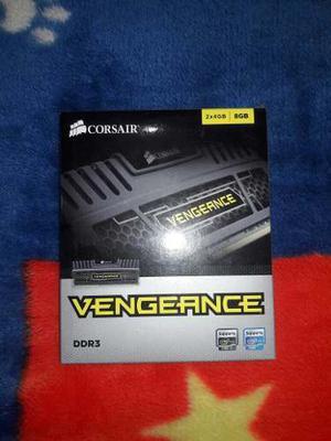 Memoria Ram Corsair Ddr3 Vengeance 8gb (2x4gb) !