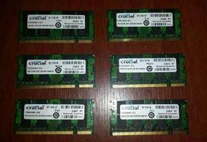 Memoria Ram Ddr3 2gb Para Laptop Nueva