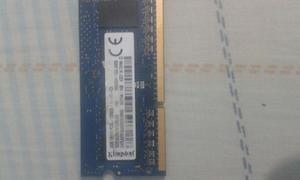 Memoria Ram Ddr3l 2 Gb Para Laptop