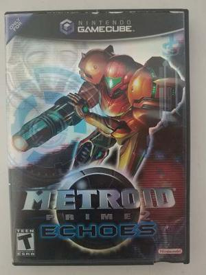 Metroid Prime 2 Echoes Nintendo Gamecube