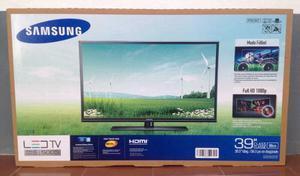 Televisor Samsung Led Serie  De 39 Pulgadas Full Hd