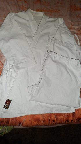 Uniforme De Karate Importado Talla 7 Miyagi-ken Pesado