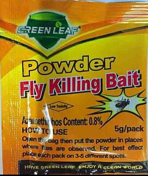 Veneno Mata Moscas Powder Original 100% Efectivo