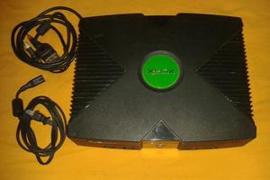 Xbox Clasico Para Repuesto O Reparar (no Prende)