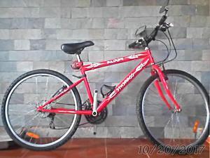 bicicleta montañera corrente perija rin 26