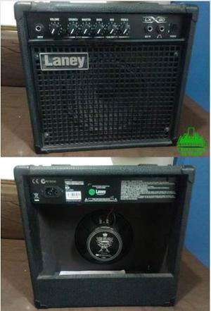 Amplificador Laney Lxwatts Como Nuevo Con Su Caja
