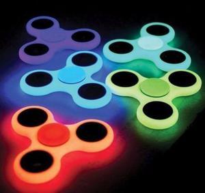 Fidget Spinner Fluorecentes! Importados En Oferta Antiestres