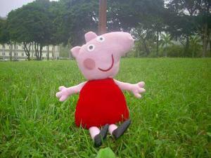 Hermoso Peluche De Peppa Pig