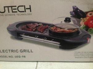 Parrillera Cocina Electrica Nueva