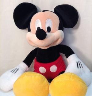 Peluche Mickey Mouse Grande 45cm Incluye Bolsa De Regalo