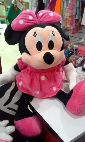 Peluche Minnie Mouse Importada 80 Cm