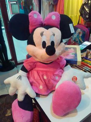 Peluche Minnie Y Mickey Mouse 50cm Precio Publicado Por C/u