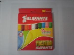 Plastilina Elefante