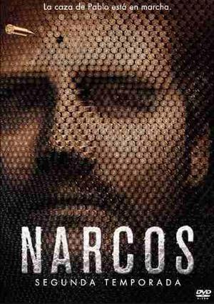 Serie Narcos Temporada 1-2-3 Formato Original
