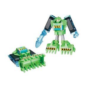 Transformers Rescue Bots Excavadora Original De Hasbro