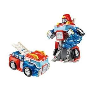 Transformers Rescuet Bots Bombero Original De Hasbro