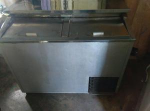 enfriador congelador tropicol 2 puertas