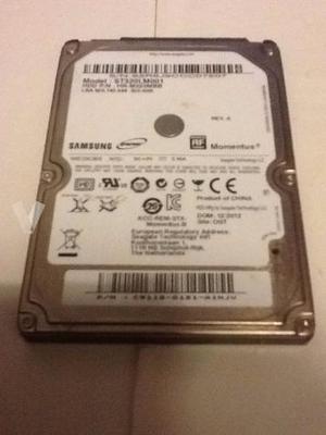 Aprovecha Disco Duro Samsung 320Gb sata rpm